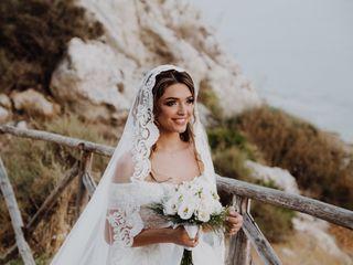 Le nozze di Jennifer e Sandro 1