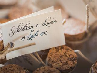 Le nozze di Lucia e Sebastian 1