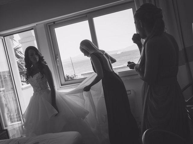 Il matrimonio di Pietro e Sabrina a Golfo Aranci, Sassari 38