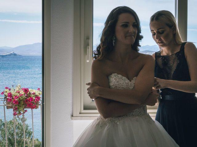 Il matrimonio di Pietro e Sabrina a Golfo Aranci, Sassari 43