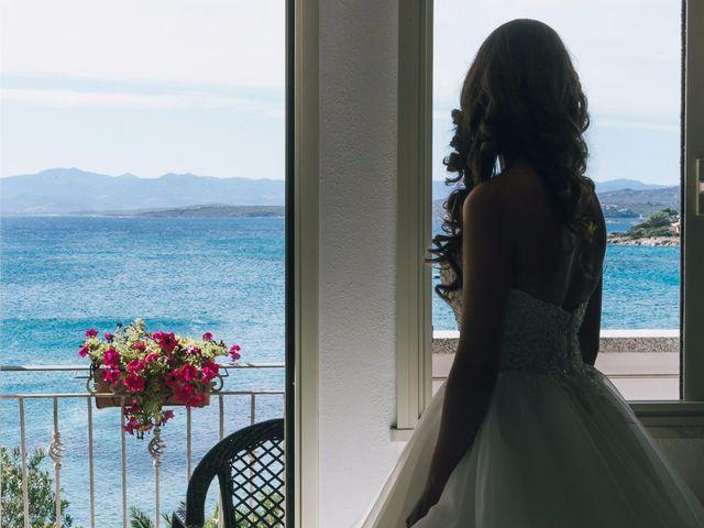 Il matrimonio di Pietro e Sabrina a Golfo Aranci, Sassari 47