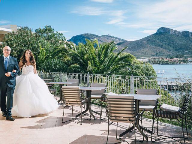 Il matrimonio di Pietro e Sabrina a Golfo Aranci, Sassari 52