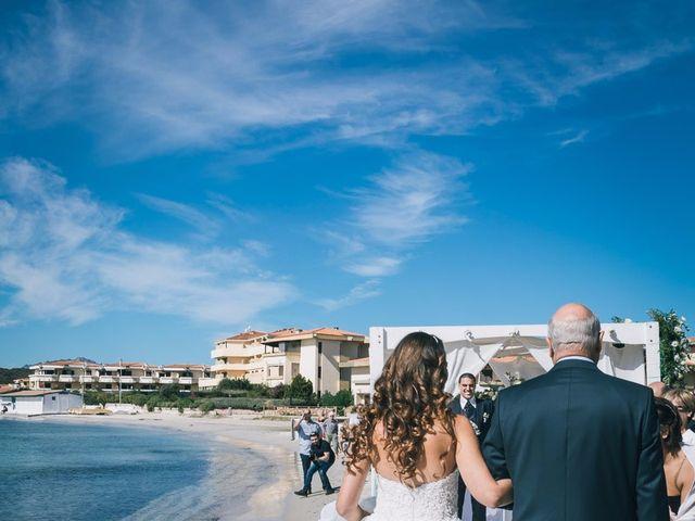 Il matrimonio di Pietro e Sabrina a Golfo Aranci, Sassari 55