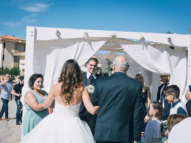 Il matrimonio di Pietro e Sabrina a Golfo Aranci, Sassari 56