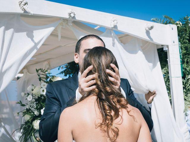 Il matrimonio di Pietro e Sabrina a Golfo Aranci, Sassari 57