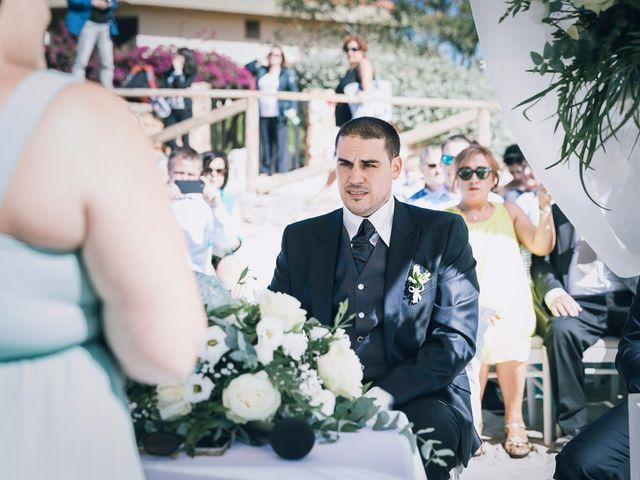 Il matrimonio di Pietro e Sabrina a Golfo Aranci, Sassari 59
