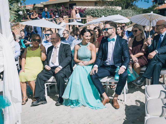 Il matrimonio di Pietro e Sabrina a Golfo Aranci, Sassari 63
