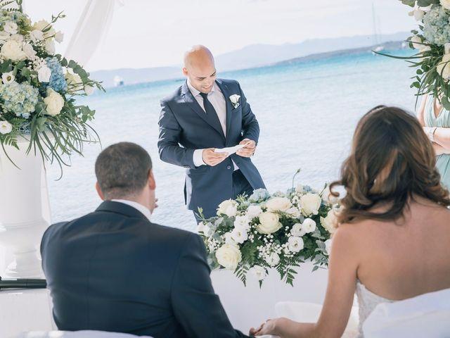 Il matrimonio di Pietro e Sabrina a Golfo Aranci, Sassari 68