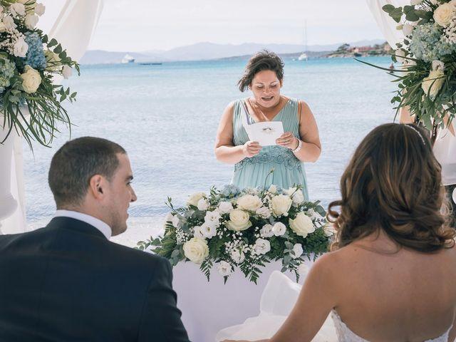 Il matrimonio di Pietro e Sabrina a Golfo Aranci, Sassari 70
