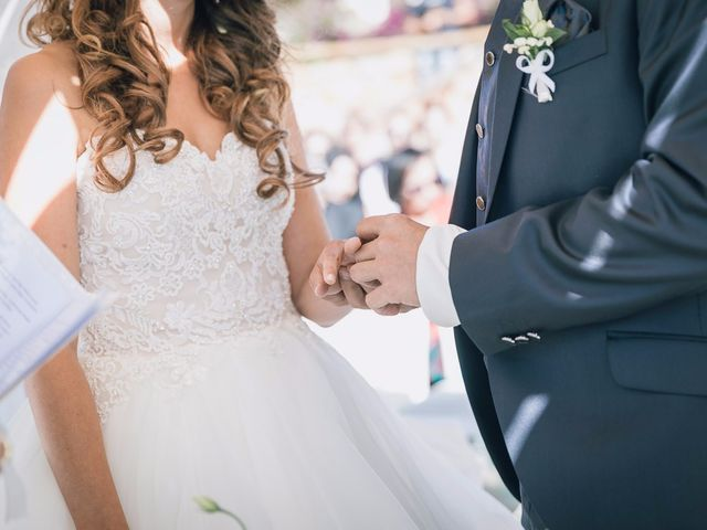 Il matrimonio di Pietro e Sabrina a Golfo Aranci, Sassari 71