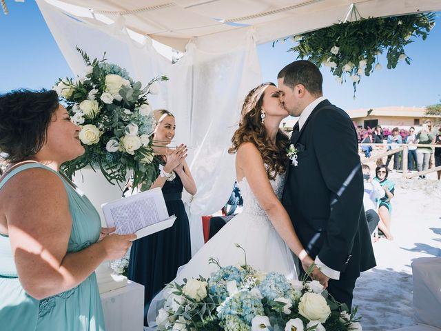 Il matrimonio di Pietro e Sabrina a Golfo Aranci, Sassari 72