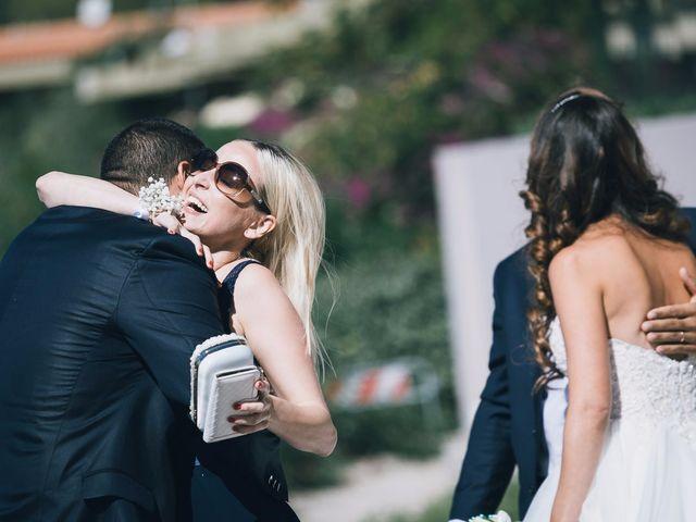 Il matrimonio di Pietro e Sabrina a Golfo Aranci, Sassari 76
