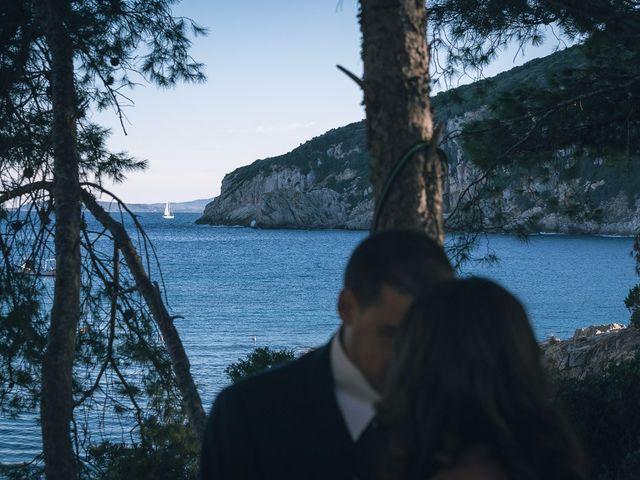 Il matrimonio di Pietro e Sabrina a Golfo Aranci, Sassari 86