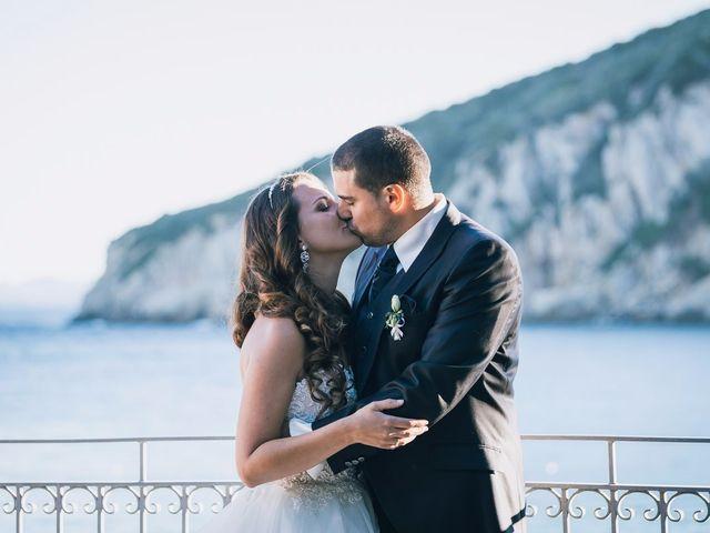 Il matrimonio di Pietro e Sabrina a Golfo Aranci, Sassari 89