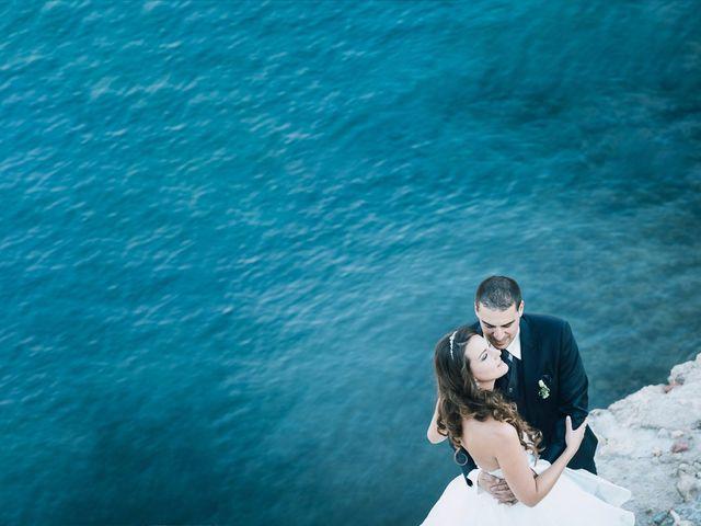 Il matrimonio di Pietro e Sabrina a Golfo Aranci, Sassari 90