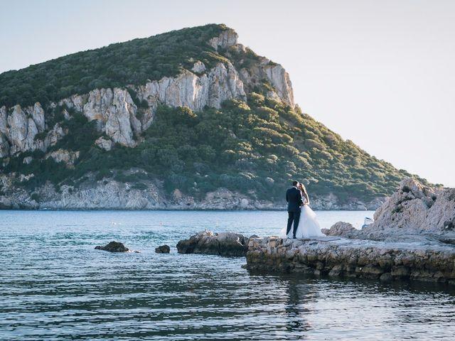 Il matrimonio di Pietro e Sabrina a Golfo Aranci, Sassari 1