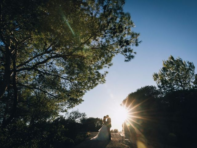 Il matrimonio di Pietro e Sabrina a Golfo Aranci, Sassari 94