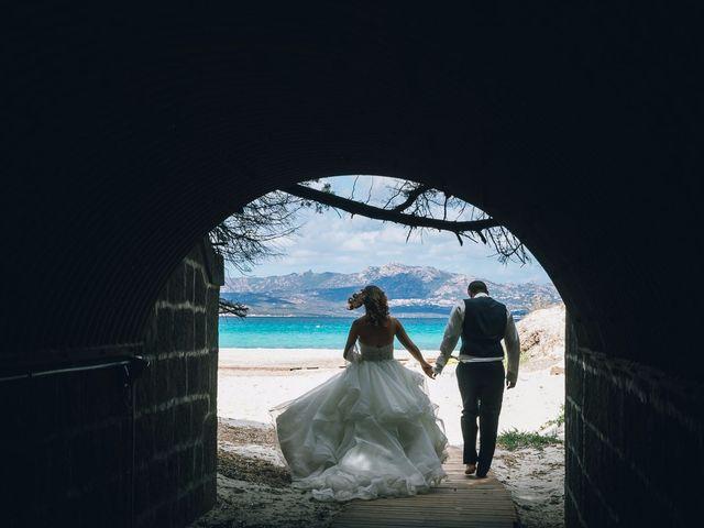 Il matrimonio di Pietro e Sabrina a Golfo Aranci, Sassari 100