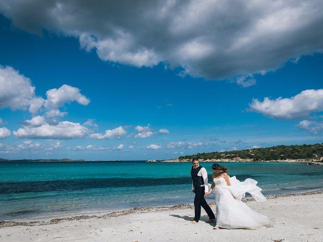 Il matrimonio di Pietro e Sabrina a Golfo Aranci, Sassari 102