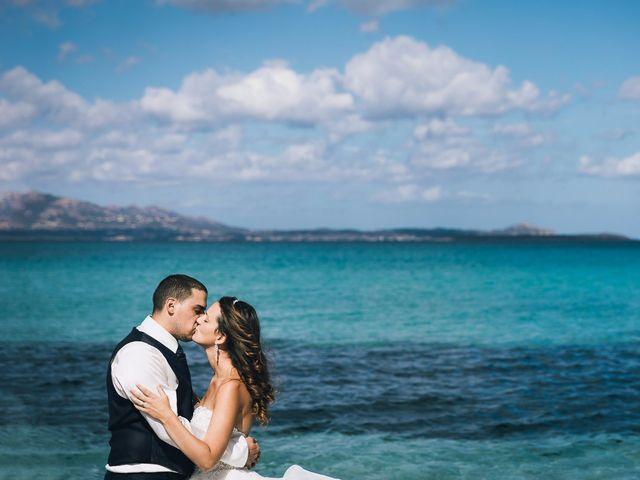 Il matrimonio di Pietro e Sabrina a Golfo Aranci, Sassari 2