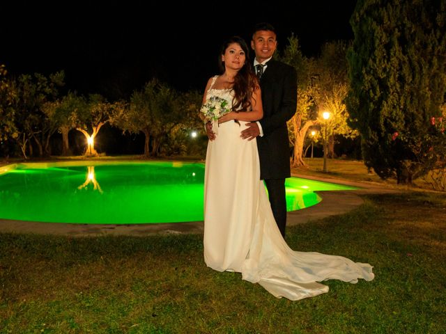 Le nozze di July e Zab