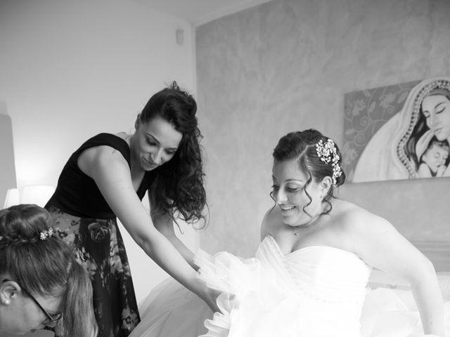 Il matrimonio di Alberto e Federica a Casale Monferrato, Alessandria 7