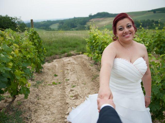 Il matrimonio di Alberto e Federica a Casale Monferrato, Alessandria 20