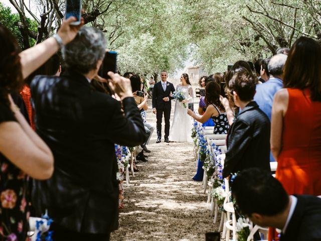 Il matrimonio di Rosario e Chiara a Brucoli, Siracusa 13