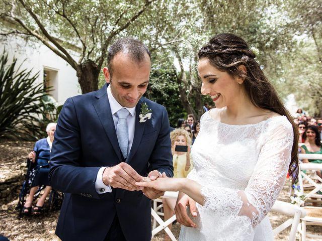 Il matrimonio di Rosario e Chiara a Brucoli, Siracusa 15