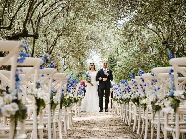 Il matrimonio di Rosario e Chiara a Brucoli, Siracusa 18