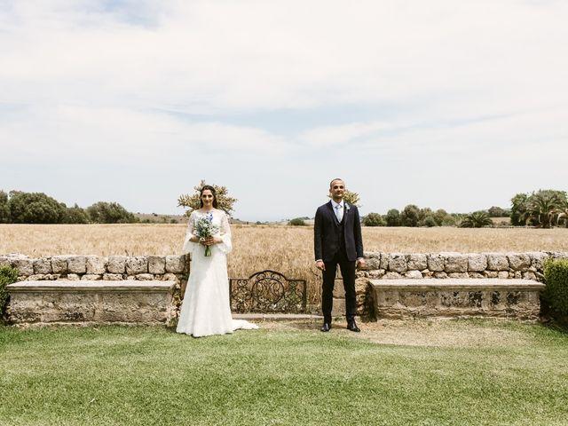 Il matrimonio di Rosario e Chiara a Brucoli, Siracusa 21
