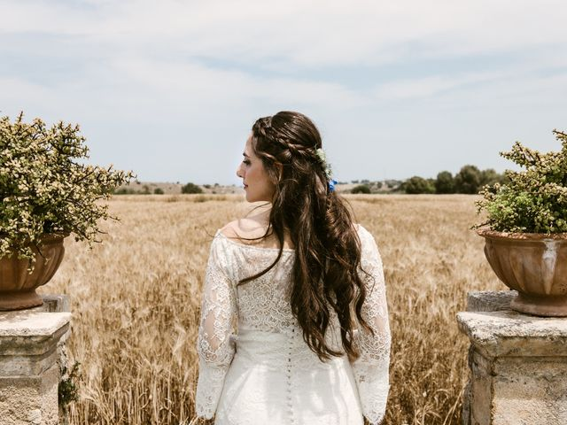 Il matrimonio di Rosario e Chiara a Brucoli, Siracusa 22