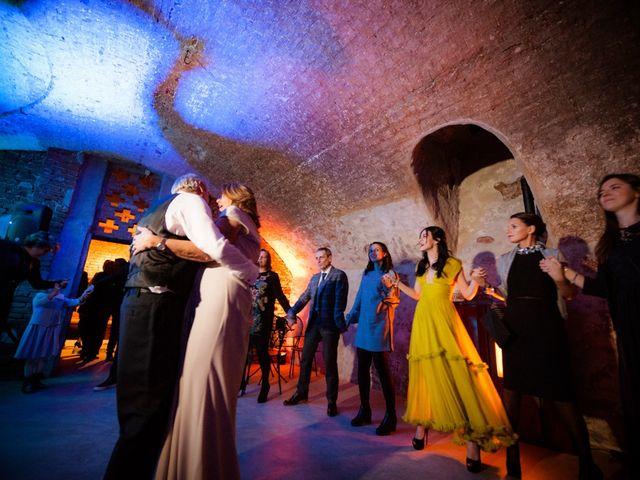 le nozze di Rosanna e Michele