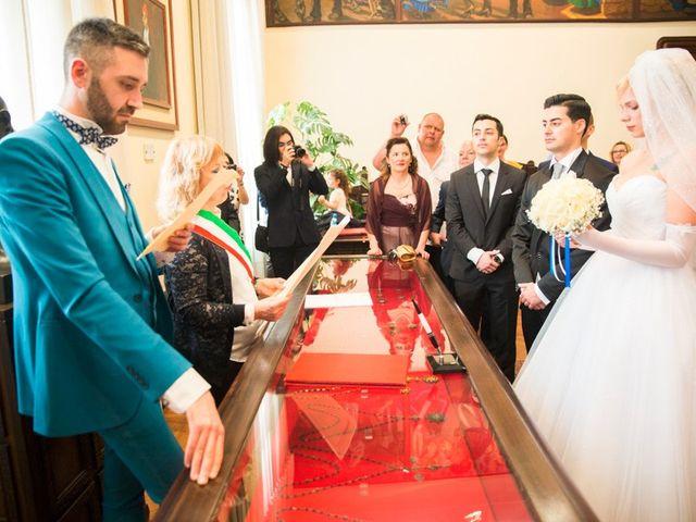 Il matrimonio di Marcello e Anastasia a Cagliari, Cagliari 85