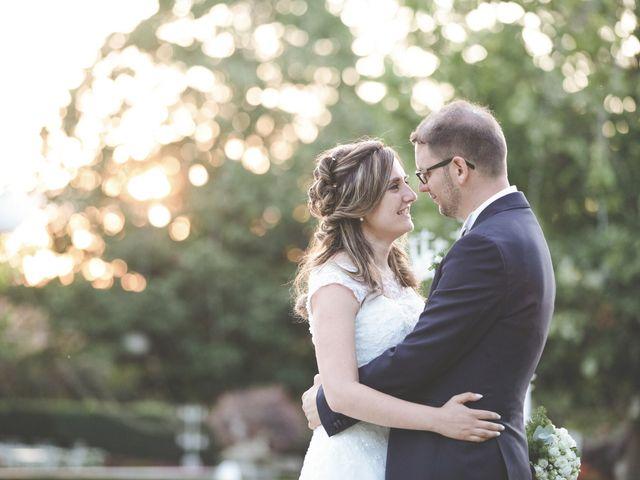 Le nozze di Antonio e Clotilde
