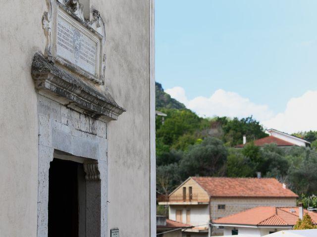 Il matrimonio di Grazia e Ottavio a Limatola, Benevento 20