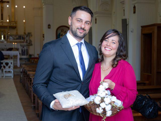Il matrimonio di Grazia e Ottavio a Limatola, Benevento 21
