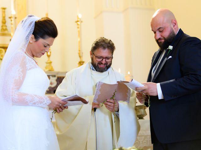 Il matrimonio di Grazia e Ottavio a Limatola, Benevento 24
