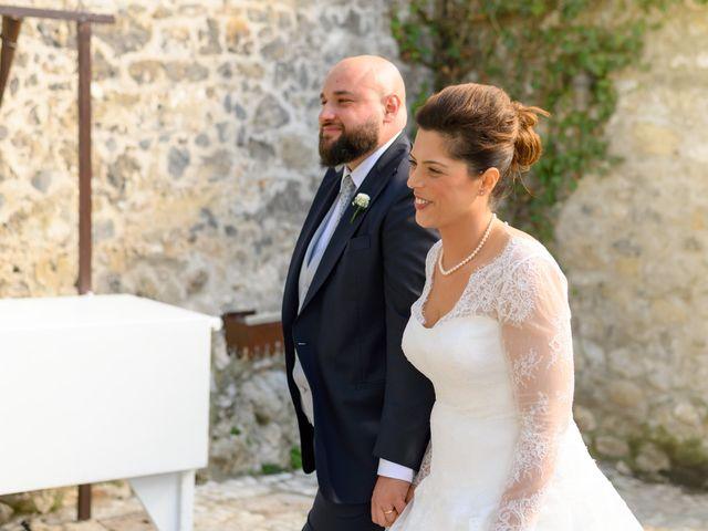 Il matrimonio di Grazia e Ottavio a Limatola, Benevento 26