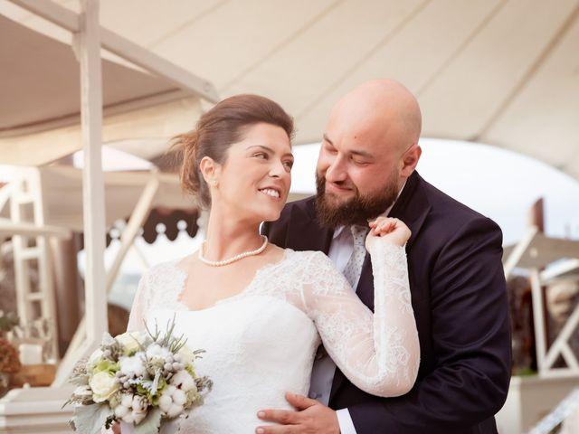 Il matrimonio di Grazia e Ottavio a Limatola, Benevento 29