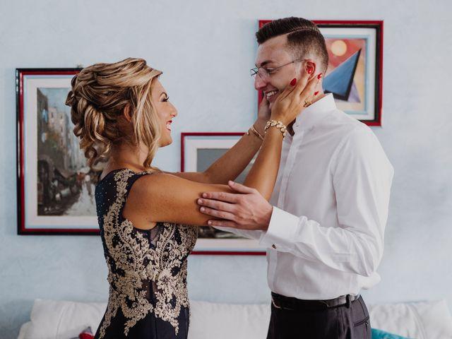 Il matrimonio di Sandro e Jennifer a Agrigento, Agrigento 35