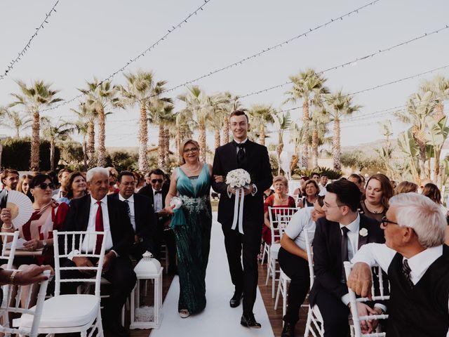 Il matrimonio di Sandro e Jennifer a Agrigento, Agrigento 42