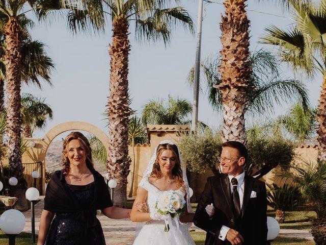 Il matrimonio di Sandro e Jennifer a Agrigento, Agrigento 43