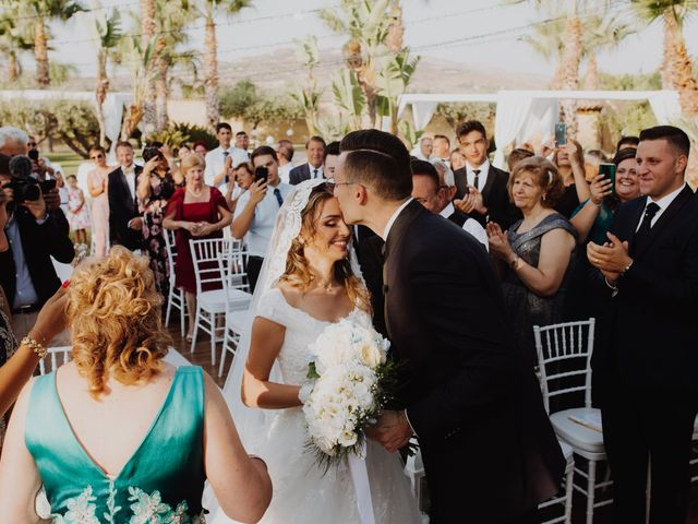 Il matrimonio di Sandro e Jennifer a Agrigento, Agrigento 44