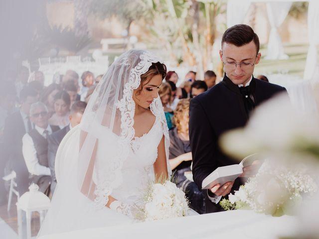 Il matrimonio di Sandro e Jennifer a Agrigento, Agrigento 47