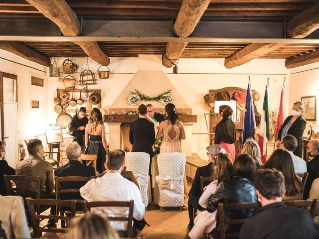 Il matrimonio di Sara e Walter a Grosseto, Grosseto 33