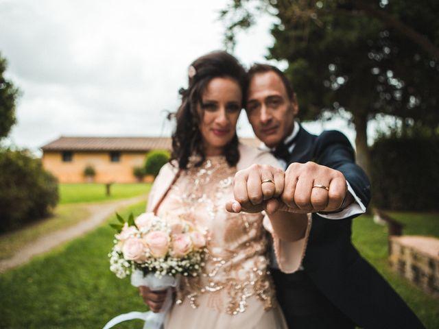 Il matrimonio di Sara e Walter a Grosseto, Grosseto 35