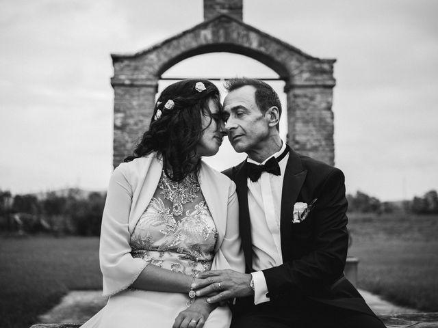 Le nozze di Walter e Sara