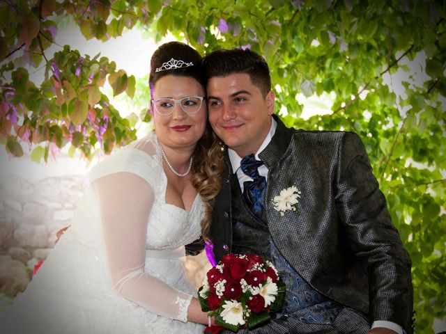 le nozze di Marzia e Octavian