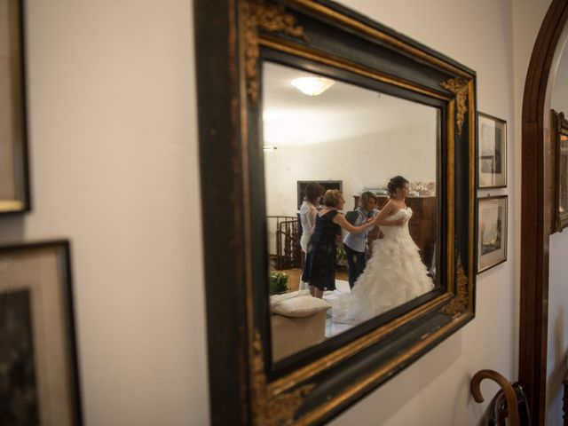 Il matrimonio di Dario e Isabella a Ranica, Bergamo 2
